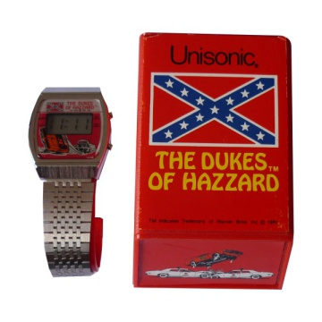 The Dukes of Hazzard Wrist Watch