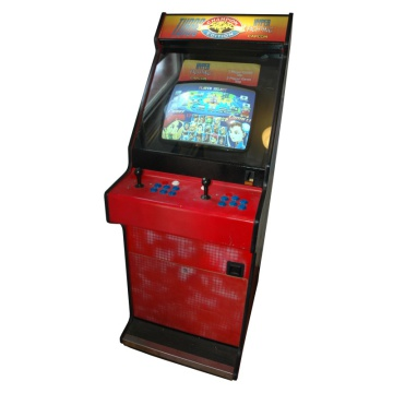 Street Fighter II - Arcade Cabinet