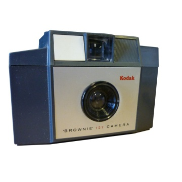 Kodak 'Brownie' 127 Camera