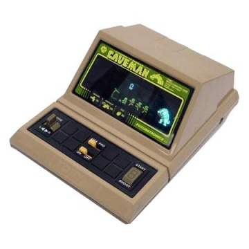 Tomy Cave Man Handheld Game