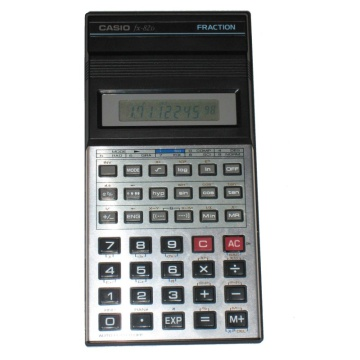 Casio fx-82D Calculator