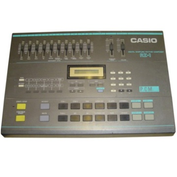 Casio RZ-1 Drum Machine