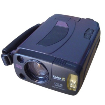 Kodak DC120 Digital Camera