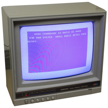 Orion CCM-1280 - Colour Monitor