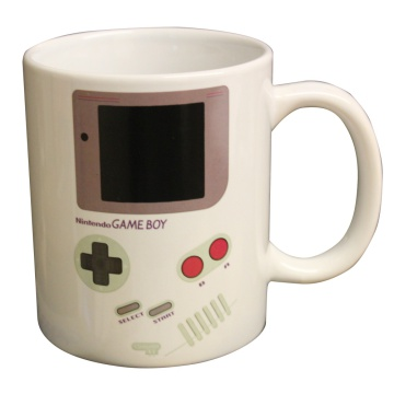 GameBoy Heat Changing Mug
