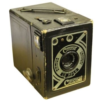 Coronet French Box Camera