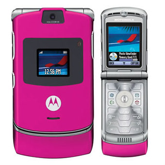 Motorola Razr Mobile Phone
