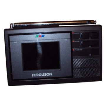 Ferguson Pocket Colour TV - PTV 01