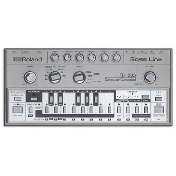 Roland TB-303 - Acid Synthesizer