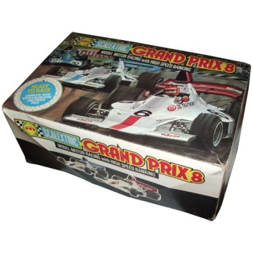 Scalextric Formula One - Silverstone Set