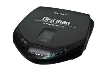 Sony Discman D-170AN Personal CD Player