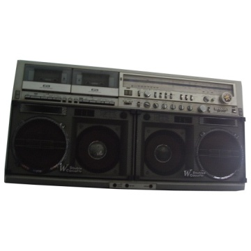 Sharp GF-777 Boombox Ghettoblaster - The Daddy