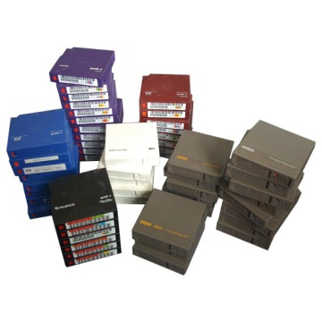 Digital Computer Backup Tapes