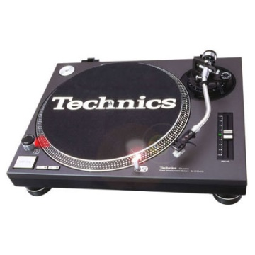 Technics 1210 Turtables & Mixer - DJ Kit