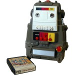 Picture of 2-XL - Educational Robot with 8 Track Tape