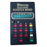 Image of Electronic Master Mind - Invicta Games