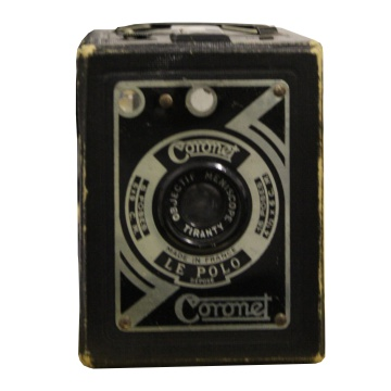 Image of Coronet French Box Camera